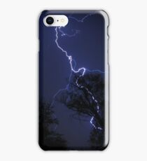 A Charge in the Air iPhone Case/Skin