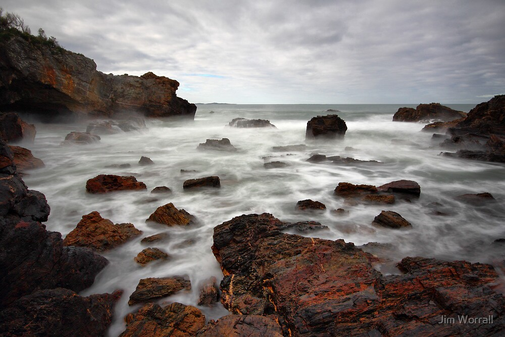 Mystery Bay by Jim Worrall