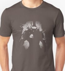Master Chief Distressed Paint Splatter T-Shirt