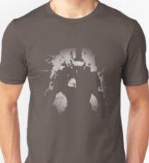 Master Chief Distressed Paint Splatter Unisex T-Shirt