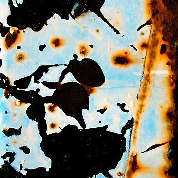 INK Blot - iPhone Skin by Vikki-RaeBurns