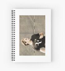 Roger Federer Spiral Notebook