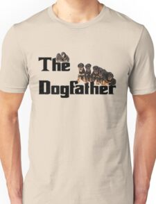 The Dog Father - Rottweiler Litter T-Shirt