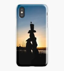 Inukshuk iPhone Case/Skin