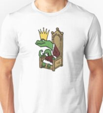 The Lizard King Unisex T-Shirt