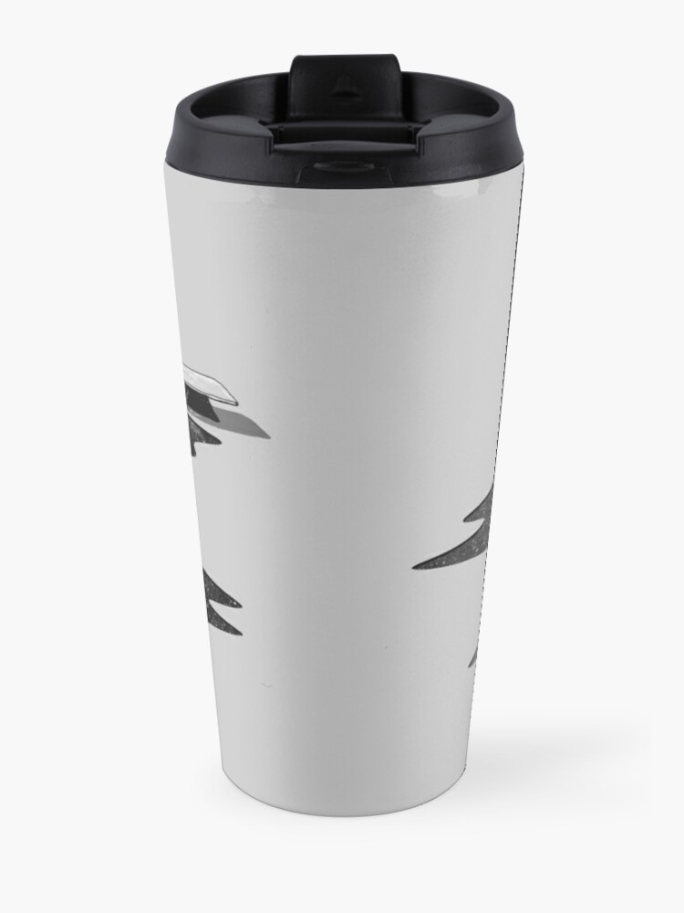 Alternate view of Space Diving Travel Mug
