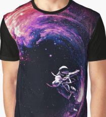 Space Surfing II Graphic T-Shirt
