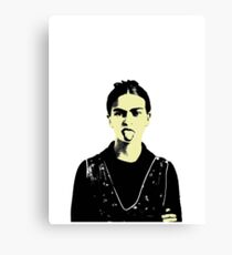 Rude Frida Canvas Print