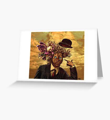 Vicious Cycle. Greeting Card