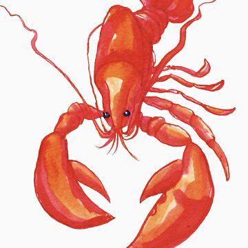 Lobster Rock by jamface
