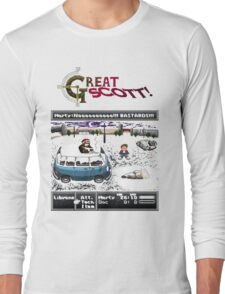 Great Scott! Long Sleeve T-Shirt