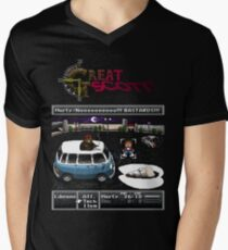Great Scott! Mens V-Neck T-Shirt