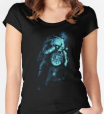 It's A Small World After All Women's Fitted Scoop T-Shirt