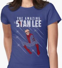 The Amazing Stan Women's Fitted T-Shirt