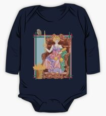 Tarot Justice One Piece - Long Sleeve