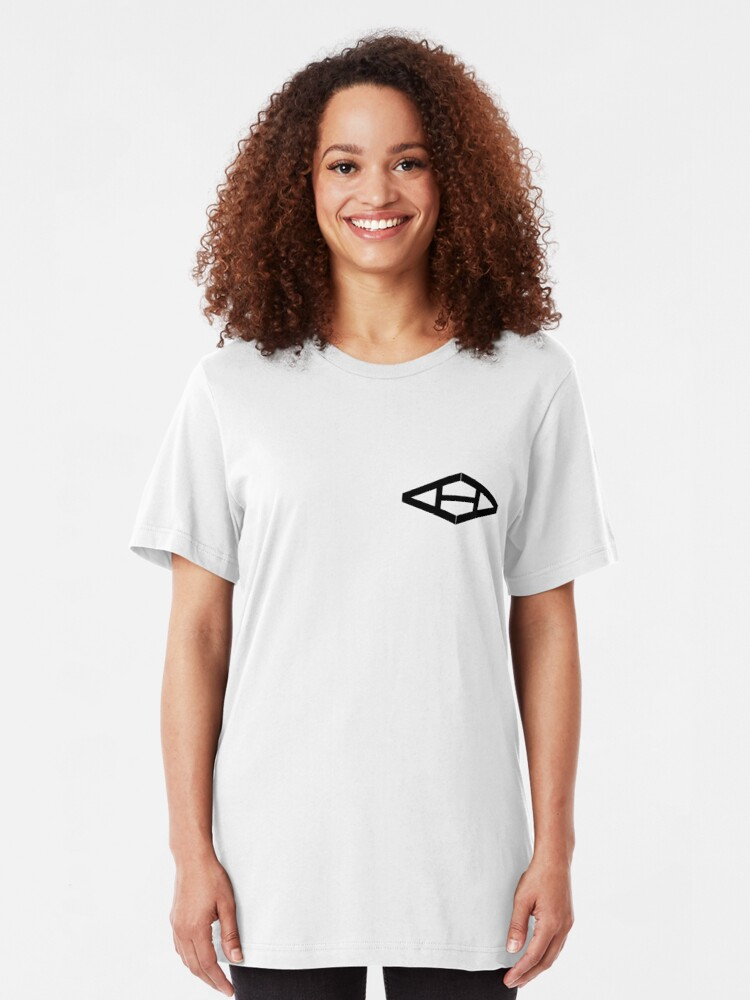 Alternate view of Limited Edition Original AAHIPHOP  Slim Fit T-Shirt