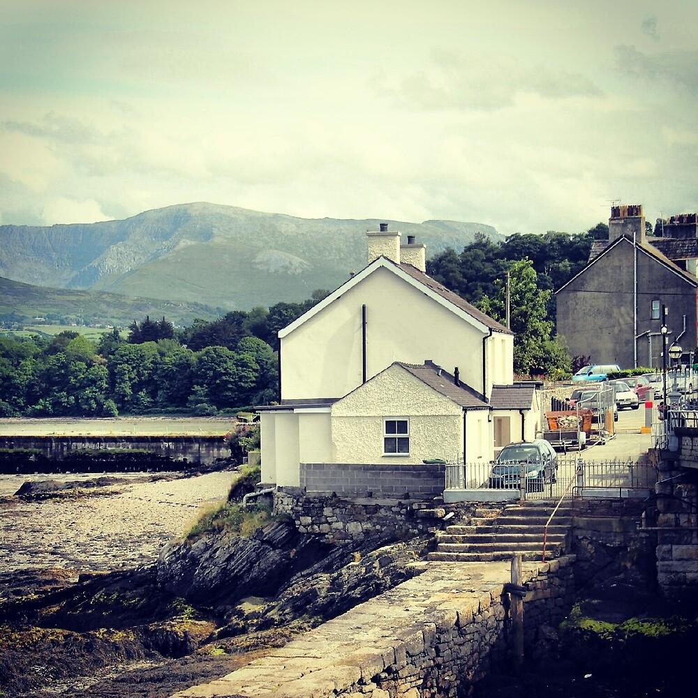 Bangor, Wales UK by blackbush