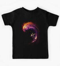 Space Surfing Kids Clothes