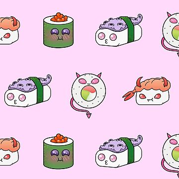 SUSHI PATTERN by 547566