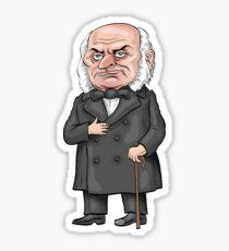 President John Quincy Adams Sticker