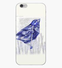 Bird in the Marsh iPhone Case