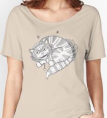 The Cheshire Grins (T-shirt) Women's Relaxed Fit T-Shirt