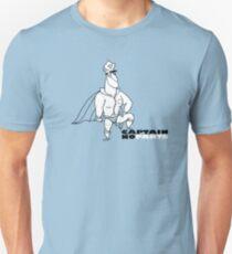 Captain No Pants Unisex T-Shirt