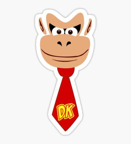 Monkey Kong Sticker