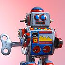 Robot by GreyCard