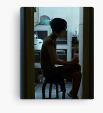 in the mood for love 2 Canvas Print