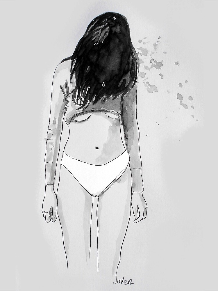 white by Loui  Jover