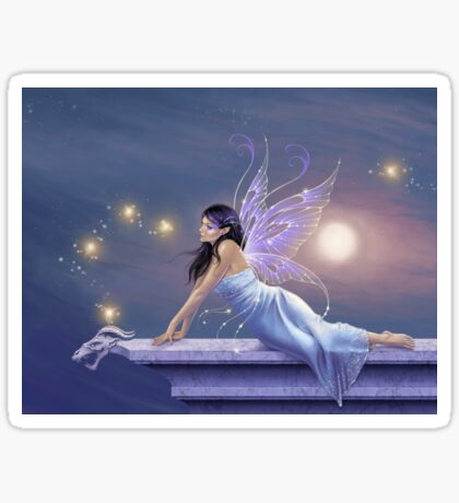 Twilight Shimmer Fairy Sticker