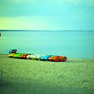 Pedalboats by OLIVER W