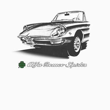 Alfa Romeo Spider Roundtail by aussie105