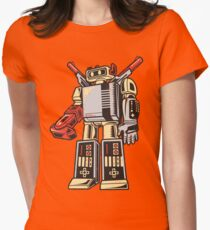 NESTRON Womens Fitted T-Shirt