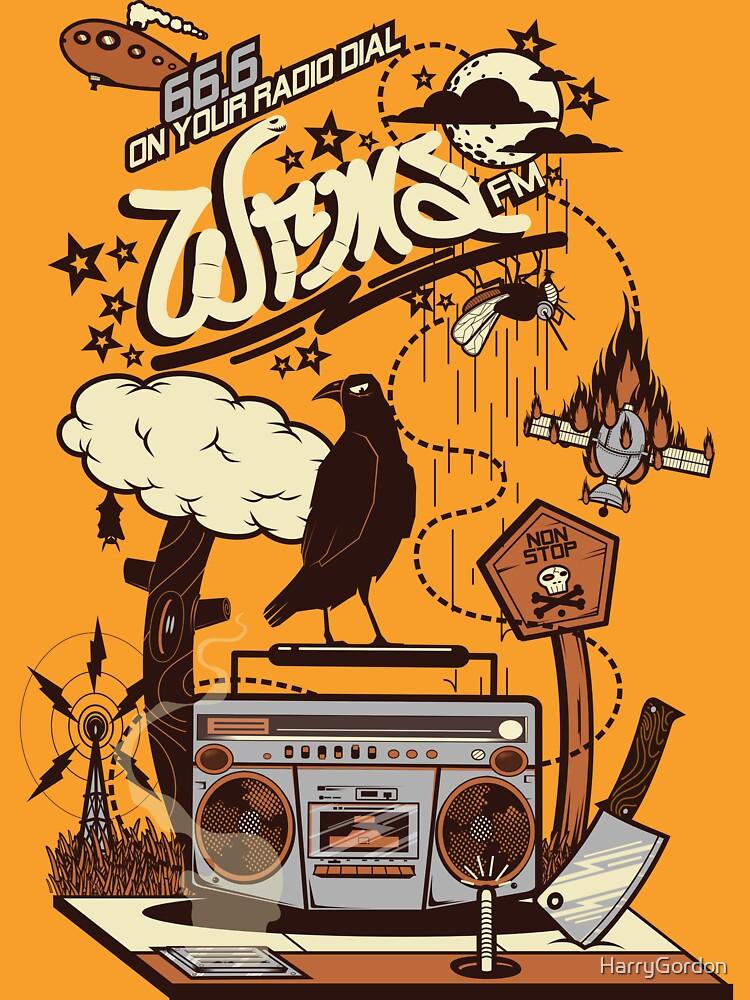 WRMS FM by HarryGordon