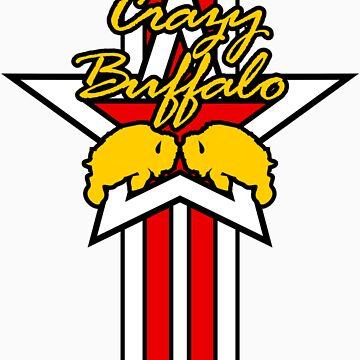 Street Fighter IV Boxer - Crazy Buffalo (Stars & Stripes) by btnkdrms