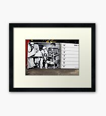 The Operating Theatre - Studio 1 Framed Print