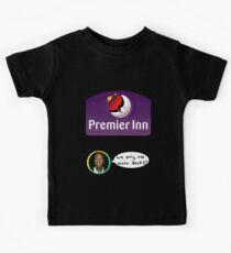 Team Premier Inn for Nationals Kids Tee