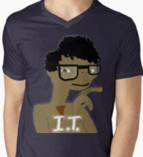 I.T. Phone Home Men's V-Neck T-Shirt