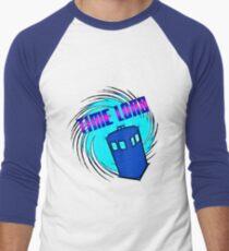 Dr Who - Time Lord Men's Baseball ¾ T-Shirt