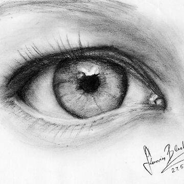 Eye Of Mine by KerovinBlack
