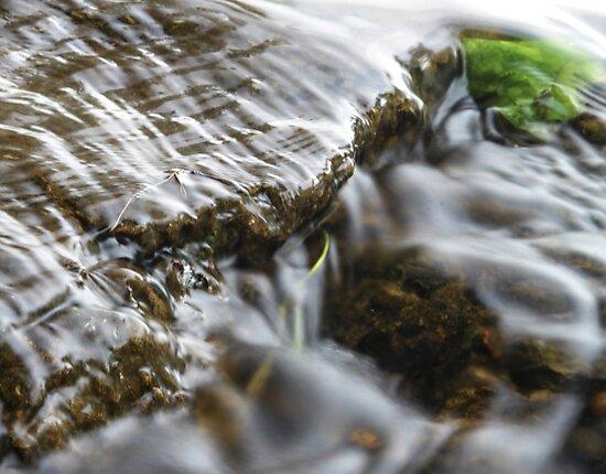 Mini Waterfall by cavan michaelides