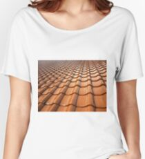 Tiled Roof Women's Relaxed Fit T-Shirt