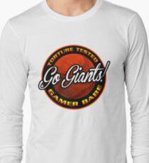 Giants Gamer Babe Long Sleeve T-Shirt