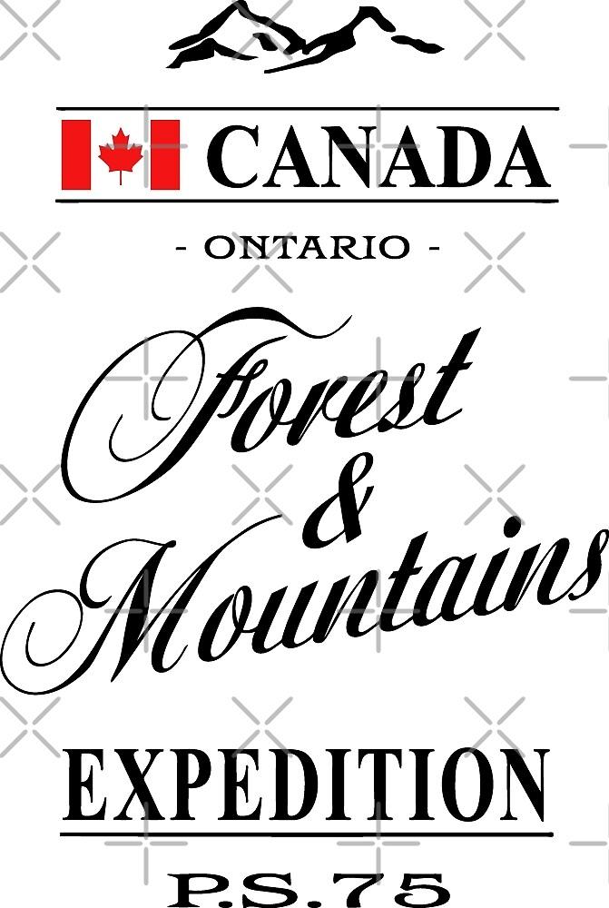 Canada - Ontario by Port-Stevens