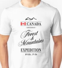 Canada - Ontario T-Shirt