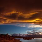 Ceiling of fire - Mono Lake by Owed To Nature