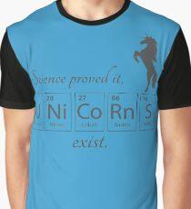 Unicorns exist Graphic T-Shirt