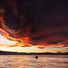 Spinning tops and cotton candy - Mono Lake by Owed To Nature